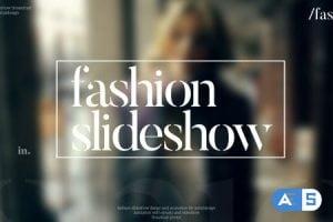 VideoHive Fashion Slideshow 15763308
