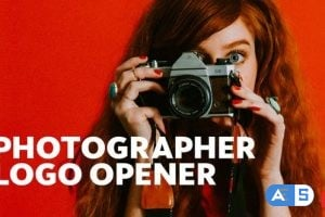 Videohive – Photographer Logo – 24995432