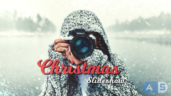 Videohive – Christmas Slideshow / Winter Opener – 19101218