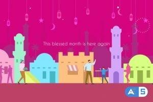 Videohive – Ramadan Animation – 23543579