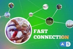 Videohive – Fast Connection Intro – 19480959