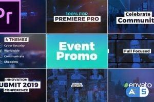 Videohive – Event Promo I Conference – 24991289