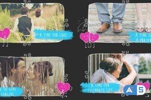 Videohive – Valentine Love Slideshow – 19303768