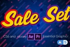 Videohive – Sale Set – 21503858