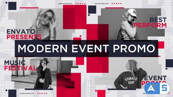 VideoHive Modern Stylish Event Promo 24702575