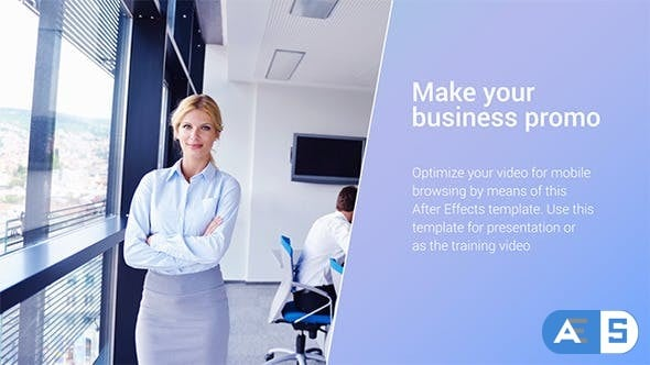 Videohive – Clean Corporate Promo – 12030541