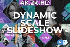Videohive Dynamic Scale Slideshow 23947833