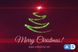 Videohive – Christmas Tree Logo – 6201154