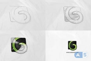 VideoHive Logo Reveal Ink 20762267
