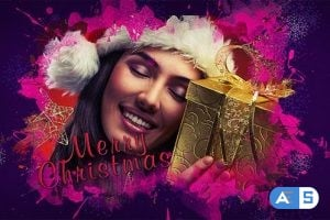 Videohive Christmas Photo 13988122