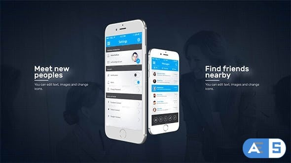 Videohive – Phone App Presentation Template – 16505161