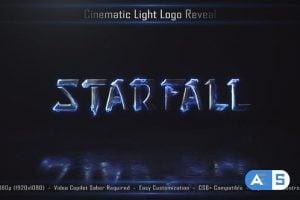 Videohive – Cinematic Light Logo Reveal 3 – 24942255