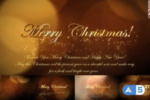 Videohive – Christmas and New Year Greetings 2020 – 6139334