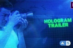 Videohive – Hologram Trailer – 25091879