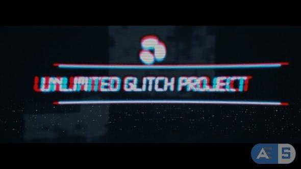 Videohive – Unlimited Glitch – 8278957