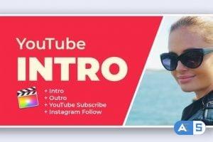 Videohive – YouTube Intro – 23334291