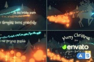 Videohive – Christmas Night – 6230401