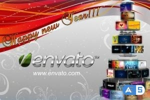 VideoHive – Sphere Tree Christmas 140118