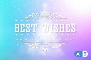 Videohive – Christmas Best Wishes – 6050234