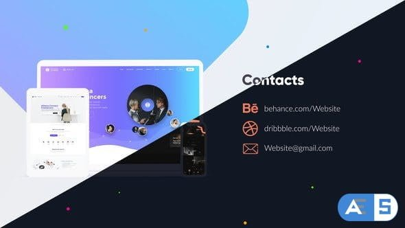 Videohive – Website Video Presentation – 22075530