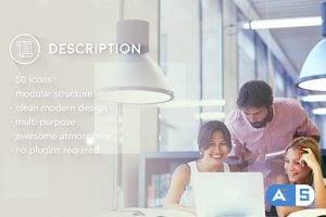 Videohive – Modern Corporate Presentation – 19957677