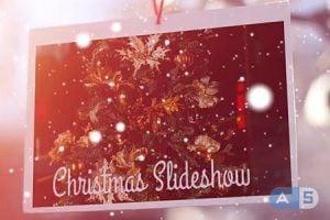 Videohive – Christmas Slideshow – 18998518