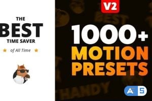 Videohive – The Most Handy Motion Presets for Animation Composer V.2.1 – 9276104