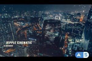 Videohive – Ripple Cinematic Slideshow – 21108576