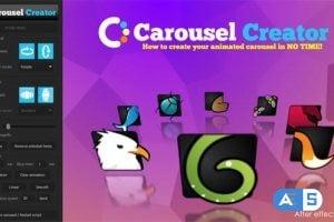 VideoHive – Carousel Creator 19161157