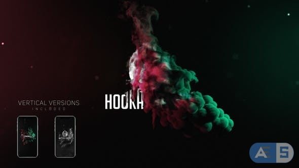 Videohive – Smoke Logo Reveal Pack – 24923739