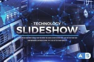 Videohive – Technology Slideshow – 22782741