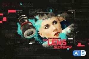 Videohive – The Lens Slideshow – 22793179