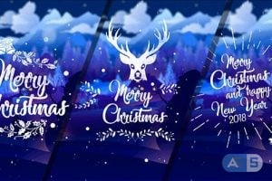Videohive – Winter Opener New Project – 20822958