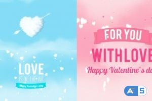 VideoHive – Valentines Day Card 10070403