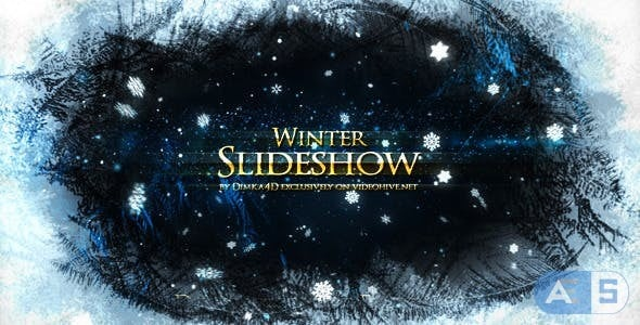 Videohive – Winter Slideshow – 6401224