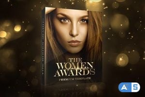 Videohive – Women Awards Package 2 – 17466584