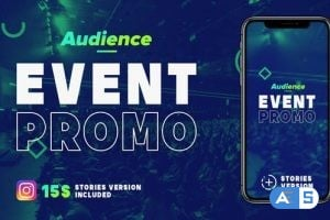 Videohive – Audience – Fast Paced Event Promo – 24855543