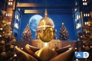 Videohive – Golden Christmas In Vatican – 23007518