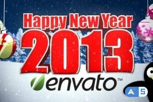 Videohive – Happy New Year – 3465946