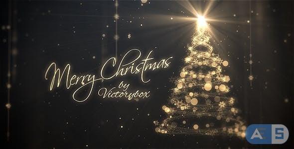 Videohive – Christmas Logo – 20890701
