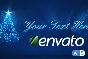 Videohive – Merry Christmas Intro – 840839