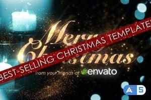 Videohive Magic Christmas Greetings 13511705