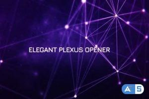 VideoHive Elegant Plexus Opener 21689871