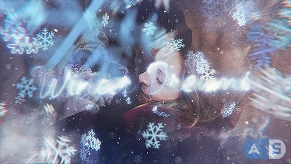 Videohive – Winter Dreams Slideshow – 20836654