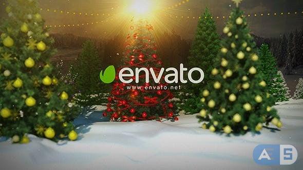 Videohive – Christmas Logo – 18980419