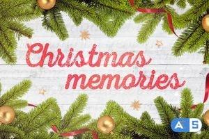 Videohive Christmas Memories 13582860