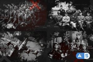Videohive – Ink Bleed History Opener / World War Credits / Significant Events of Past / Old Retro Chronicle – 24992163