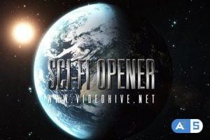 Videohive – Sci-Fi Opener – 3422534