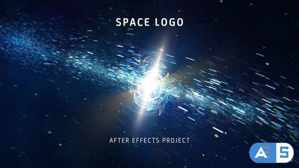 Videohive – Space Logo – 25144169