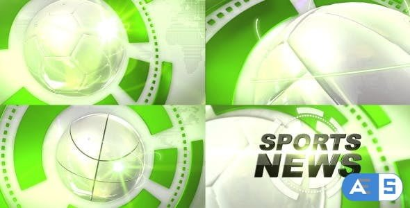 Videohive – Sports News Ident Pack – 2797583